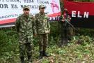 Este es el vídeo de la liberación de los soldados que estaban en poder del Eln