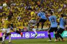 Reviva los goles con que la Selección Colombia empató frente a Uruguay
