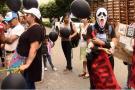Hartos de pésima atención, usuarios de Cafesalud protestaron en Bucaramanga