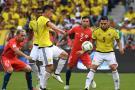 ¿Por qué empató Colombia y cómo jugó Falcao?