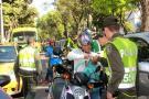 Policía adelanta gigantesco operativo en Bucaramanga para frenar racha de hurtos