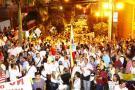 Así fue el 'cacerolazo' en contra del alcalde de Bucaramanga Rodolfo Hernández