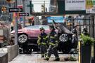 El impresionante video del ataque en Times Square
