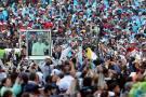 Más de un millón de personas presenciaron la Homilía del Papa en Bogotá