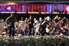 Estos videos registraron el tiroteo que dejó 58 muertos en Estados Unidos