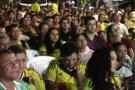 Así fue el sufrimiento de los bumangueses con la derrota de Colombia