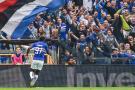 Vea el gol que Duván Zapata marcó con la Sampdoria
