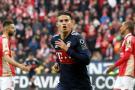 Gol de James Rodríguez de tiro libre elegido como el mejor de enero en Alemania