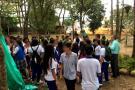 Cinco personas capturadas dejó protesta por construcción de Intercambiador en la Normal