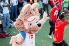La mascota del Mundial visitará Colombia con la gira del trofeo de la Fifa