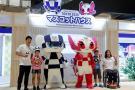 Miraitowa y Someity, las mascotas de los Olímpicos de Tokio 2020
