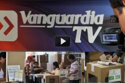 Vea la transmisión de los resultados de las elecciones en Santander