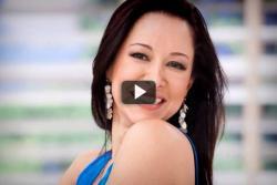 Flavia Dos Santos habló de salud e intimidad