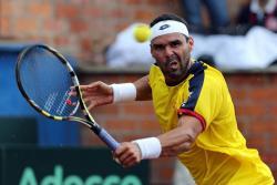 Alejandro Falla pasó a los octavos de final del ATP 250 de Quito