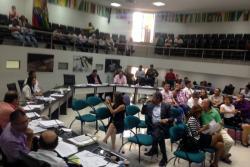La Asamblea de Santander realizó el debate de control sobre la contratación del Indersantander para los Juegos Nacionales y pidió que los entes de control investiguen y sancionen.
