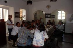 Con poca asistencia por parte de las autoridades ambientales y alcaldes de la cuenca del río Suárez, se cumplió la socialización del Pomca.