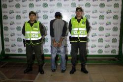 Estos son los dos sujetos que fueron capturados por el delito de homicidio. El de la izquierda fue detenido en Cabecera y tiene vigente una condena. El otro fue capturado en La Juventud.