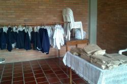 De acuerdo con los organizadores de la 'cuadernotón' en el Colegio San Carlos, aún hay algunos kits por ser entregados.