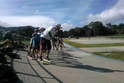 Desde ya los patinadores de Barbosa se preparan para participar del Festival de Patinaje que se realizará el 5 y 6 de marzo, evento avalado por la Liga.