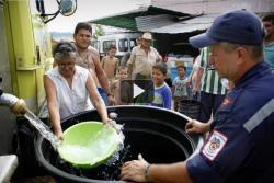 Jefe de distribución del acueducto resolvió las dudas sobre el racionamiento de agua en Bucaramanga
