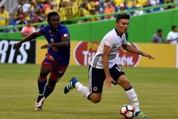 La Selección Colombia se impuso ayer con relativa facilidad 3-1 a su similar de Haití, en juego preparatorio disputado en el estadio Marlins Park de Miami de cara a la Copa América Centenario, que se llevará a cabo en Estados Unidos.