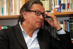 El magistrado del Consejo Nacional Electoral, Armando Novoa, dio a conocer sus puntos de vista ante una inminente llegada de las Farc al sistema electoral de Colombia.
