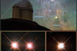 Hallan planeta rocoso en la estrella más cercana a la Tierra