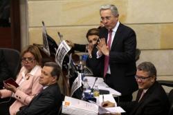 El Centro Democrático confirmó que sí estará en Cartagena, pero se abstendrá de participar en la firma del acuerdo de paz y, por el contrario, se manifestará en contra del mismo.