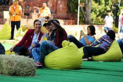 El evento Héroes Fest Santander buscaba promover en los jóvenes, ideas de emprendimiento que ayuden a mejorar el país.