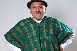Se trata de Édgar Sánchez, más conocido como Junífero.