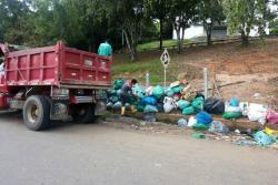 Desde el pasado jueves no se recoge la basura en el corregimiento El Centro. La Secretaría de Medio Ambiente se comprometió a ir hasta esa zona rural para acodar un plan de contingencia y evitar una emergencia ambiental.