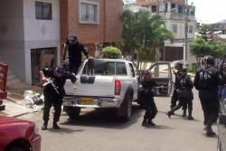En octubre de 2007, el DAS efectuó el embargo de bienes del Epl en Bucaramanga.