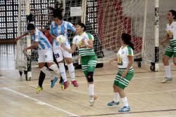 Hoy se conocerán los nombres de los equipos que disputarán la final del campeonato de fútbol sala femenino del Torneo de la Cancha Marte.