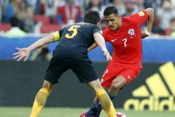 Alemania y Chile clasificaron a semifinal de la Confederaciones