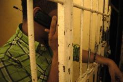 Desde la cárcel de Palogordo un hombre con una condena de más de 30 años estaría intentando extorsionar a los presidentes de las JAC en Barrancabermeja.