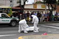 Capturado presunto homicida de joven en la calle 45 de Bucaramanga