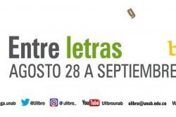 La próxima Feria Ulibro se cumplirá entre el 28 de agosto y el 2 de septiembre.