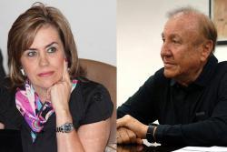 """El mandatario local Rodolfo Hernández arremetió contra la directora de Planeación de la Procuraduría, Consuelo Ordóñez a quien señaló de """"francotiradora"""" contra su administración."""