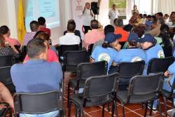 Los directivos de la entidad comercial, buscan mejorar las habilidades de los emprendedores.