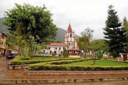 """El programa Vida """"Vivienda Digna y Adecuada"""" va dirigido a la población tanto rural como urbana del municipio de Ocamonte y busca mejorar las condiciones de habitabilidad de aproximadamente 70 familias."""