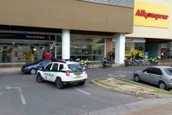 Delincuentes hurtaron cerca de $10 millones de entidad bancaria en Piedecuesta