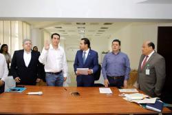 Este viernes tomó posesión el nuevo director de la CAS, Juan Gabriel Álvarez, quien estará al frente de la Corporación hasta diciembre del 2019.
