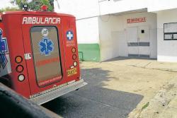 El herido fue auxiliado por Bomberos Voluntarios y trasladado de inmediato al Hospital Regional del Magdalena Medio.