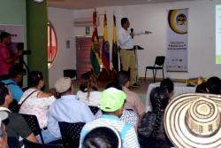 El representante de la Asociación Agropecuaria río Opón, Clemente Rojas, destacó que los productores de la región ya han comercializado en empresas de Bogotá e, incluso, en Francia.