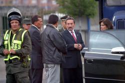 Hugo Aguilar anuncia demanda al procurador Fernando Carrillo ante la CIDH