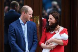 Nace el tercer hijo de los duques de Cambridge