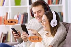 La división ha sido tan profunda por parte de los usuarios. ¿Qué oye usted?