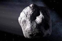 Otro asteroide ingresó al sistema solar