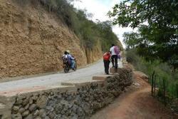Según las autoridades, la zona rural cubre el 90% de todo el municipio, por lo que el arreglo de las vías es una prioridad pero también presenta dificultades por las grandes extensiones de tierra.