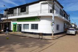 Tres hombres protagonizaron el hurto al Banco Agrario en San Pablo, sur de Bolívar. Se llevaron cerca de $1.000 millones.